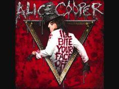 Alice Cooper - Caffeine (Lyrics on description)