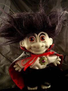 Freaky Troll's Halloween Costume   ☀CQ #halloween #costumes #pumpkin #jackolantern #crafts #DIY