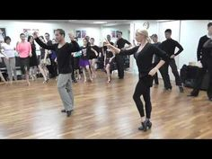 Riccardo & Yulia Samba Lecture - 7 Nov 2015 (Part Rumba Dance, Ballroom Dancing, Dance Comp, Dance Technique, Latin Dance Dresses, Dance Lessons, Samba, Exercise, Steps Youtube