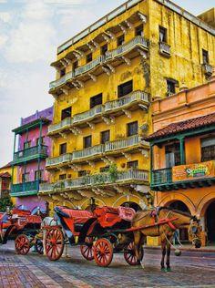 Cartagena,Bolivar, COLOMBIA . Kolumbiens Karibikküste: Chill-out mit Limette - SPIEGEL ONLINE