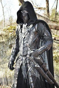 Drow Armor | LeatherWorks | Pinterest 決して顔は見せない 背景