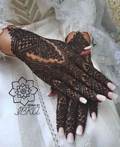 New Bridal Mehndi Designs 2019 – Top Mehandi Design Trends For The Year – Gorgeously Flawed