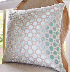 Decorative Designer Pillow Cover Geometric by MotifPillows