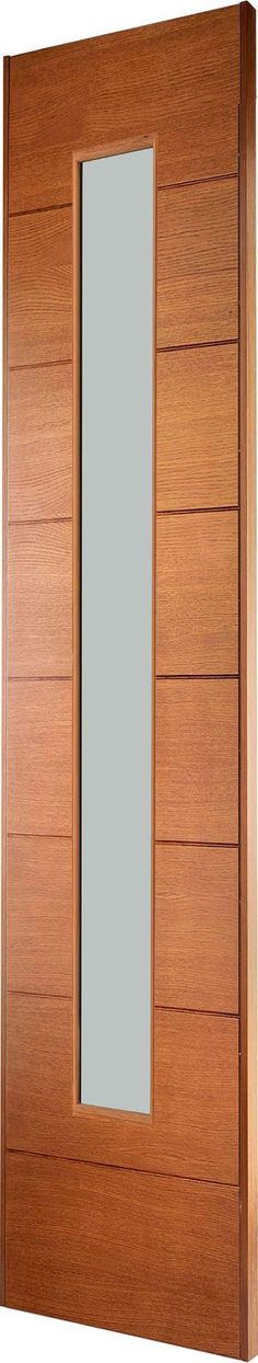 Contemporary Sidelight (NEW) External Doors, White Oak, Home Improvement, Colours, Contemporary, Mirror, House, Inspiration, Furniture