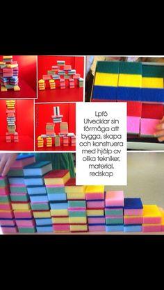 Svampar | Bygg och konstruktion | Pinterest | Förskola, Miljö och För barn