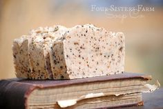 cool Handmade Soap Espresso Coffee Exfoliating Cellulite 5 oz. BAR Natural Homemade - For Sale View more at http://shipperscentral.com/wp/product/handmade-soap-espresso-coffee-exfoliating-cellulite-5-oz-bar-natural-homemade-for-sale/
