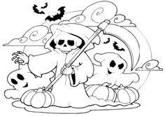 halloween ausmalbilder kostenlos drucken 10