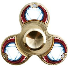 WENSE Fidget Spinner Toy Ultra Durable Pure copper Bearing High Speed 6-13 Min Spins Precision Metal Hand Spinner EDC ADHD Focus Anxiety Stress Relief Boredom Killing Time Toys