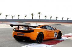 McLaren estreia 12C GT Sprint
