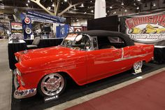 https://flic.kr/p/dr3sD5 | GoodGuys '55 Chevy Ragtop | @ SEMA Show 2011