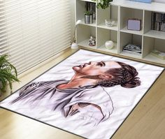 Harry Styles One Direction Painting Blanket cheap and best quality. *100% money back guarantee