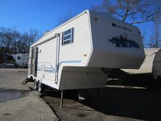 2001 Sunnybrook 24CKFS Stock: 5787A | Macdonald's RV Center