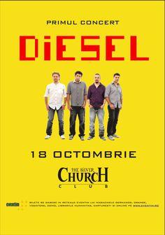 Primul concert DIESEL