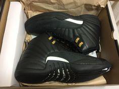 977e73e995b7 Nike Air Jordan Retro 12 XII The Master 130690-013 Gold Mens 11.5 DS Receipt
