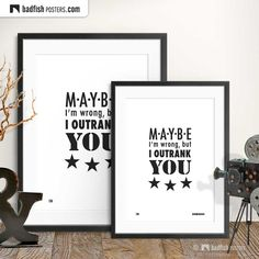 Typography Prints, Typography Poster, Army Gifts, Do It Yourself Furniture, Alternative Movie Posters, Frame It, Cool Posters, Unique Art, Really Cool Stuff