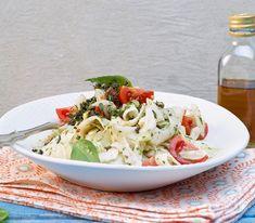 Sowohl Tomaten wie auch Fenchel harmonieren besonders gut mit Oliven.
