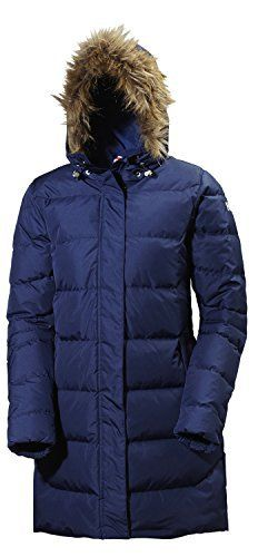 """Stylish long down parka       Famous Words of Inspiration...""""Happiness consists in activity: such is the constitution of our nature; it is a running stream, and not a stagnant pool.""""   John M. Good — Click here for more from John M....  More details at https://jackets-lovers.bestselleroutlets.com/ladies-coats-jackets-vests/down-parkas/down-down-alternative-down-parkas/product-review-for-helly-hansen-womens-aden-puffy-pa"""