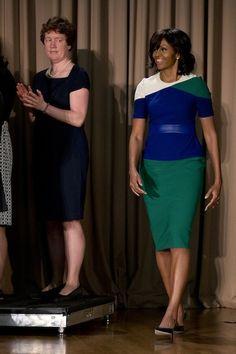 Michelle Obama: 2013 Fashion Vault