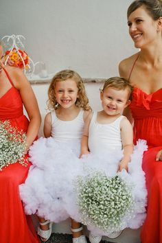 style me pretty - real wedding - mexico - puerto vallarta wedding - casa garza blanca - flower girls