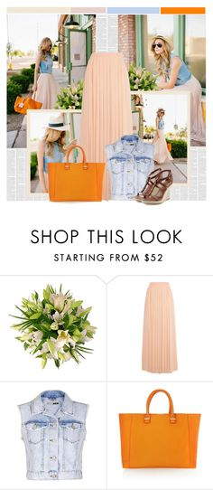 """Maxi Skirt"" by bklana ❤ liked on Polyvore featuring TIBI, Topshop, Victoria Beckham, Burberry, women's clothing, women's fashion, women, female, woman and misses"