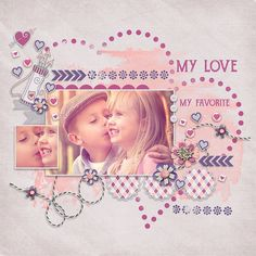 Laura Banasiak-Lovies http://shop.thedigitalpress.co/Lovies-Digital-Scrapbook.html Fiddle-Dee-Dee Designs-Fuss Free: Play It Again 10