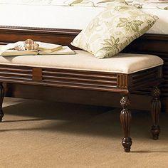 Royal Landing Bed Bench Liberty 46 w $262