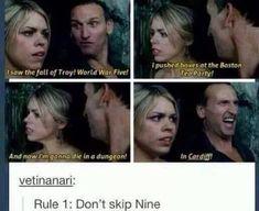 Don't SKIP nine