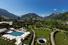 Enjoy summer in the Alps with our partner Six Senses Spa in The Alpina Gstaad and experience the Alpina Collagen Facial, an intensely moisturizing facial using two pioneering masks to nourish and revitalize the skin and to stimulate collagen production.   Congratulations to the spa for its World Spa Awards nomination for Europe's Best Day Spa. To vote, simply click on the Pin.