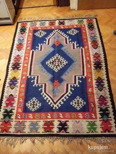 Pirotski cilim = A rug from Pirot, Serbia