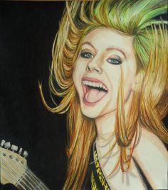 """""""Smile \ Capa Single) Imagem da minha Best cantora ,que encontrei na internet num site de DeviantART."""