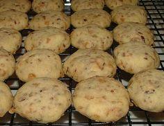 Pecan Shortbread Cookies Recipe - Disney Recipes