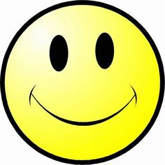 And yes, he was born.  The smiley face graphic was popularized in the early 1970s.  And it was EVERYWHERE!