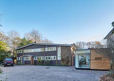 Oficinas propias, Reigate, Inglaterra - CF Architects - foto: Craig Sheppard