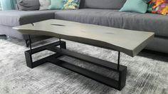 Dar design loft style table. שולחן סלון בסגנון לופט
