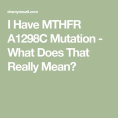 MTHFR mutations are just starting to be recognized as an issue and so more and more doctors are testing, but what the heck do all those letters really mean? Health And Wellness, Health Fitness, Health Exercise, Dna Results, Ehlers Danlos Syndrome, Yoga Everyday, Health Articles, Alternative Medicine, Physical Therapy