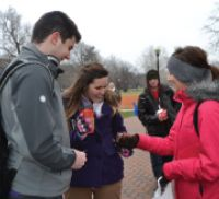 Buckeyes 4 Public Health promote sexual wellness for Valentine's Day | College of Public Health