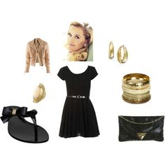 Casual, created by sandy-thompson on Polyvore