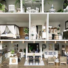 Get miniature rooms HD Wallpaper [] hdimg. Modern Dollhouse Furniture, Barbie Furniture, Miniature Furniture, Mini Doll House, Barbie Doll House, Miniature Rooms, Miniature Houses, Miniture Dollhouse, Miniature Kitchen