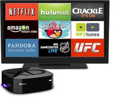 Roku 2 XD Streaming Player... Just bought one. Excited to use it!