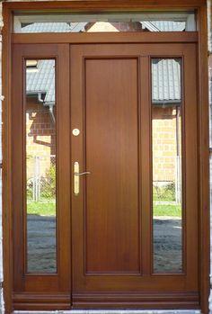 Contemporary Front Doors, Modern Front Door, Front Door Entryway, Entrance Doors, Modern Stained Glass, General Construction, Main Door Design, Single Doors, Patio Design