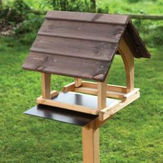 Gothic Bird Table & Super Suet Cakes Offer | RSPB Wild Bird Food Offer | RSPB Shop