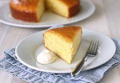 Torta de yogurt con glasé de miel - imagen No. 1