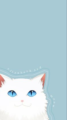 Jumin Han's cat Elizabeth the Third