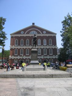 Faneuil Hall Marketplace, Boston MA LOVE this place!