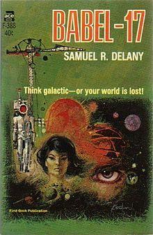 Babel-17, di Samuel R. Delany, 1966