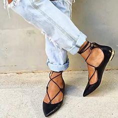 Ta na Moda?: IT-SHOE Lace Up