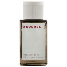 Korres natural products - Iris, Lily of the Valley, Cotton