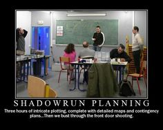 RP Motivationals part 6 of ?: Shadowrun!