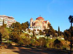 church Thessaloniki Greece by Alexandra Fakiri on 500px