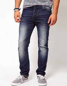 ASOS Skinny Jeans in Blue
